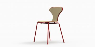 HI chair - Warm red - Coda2 116